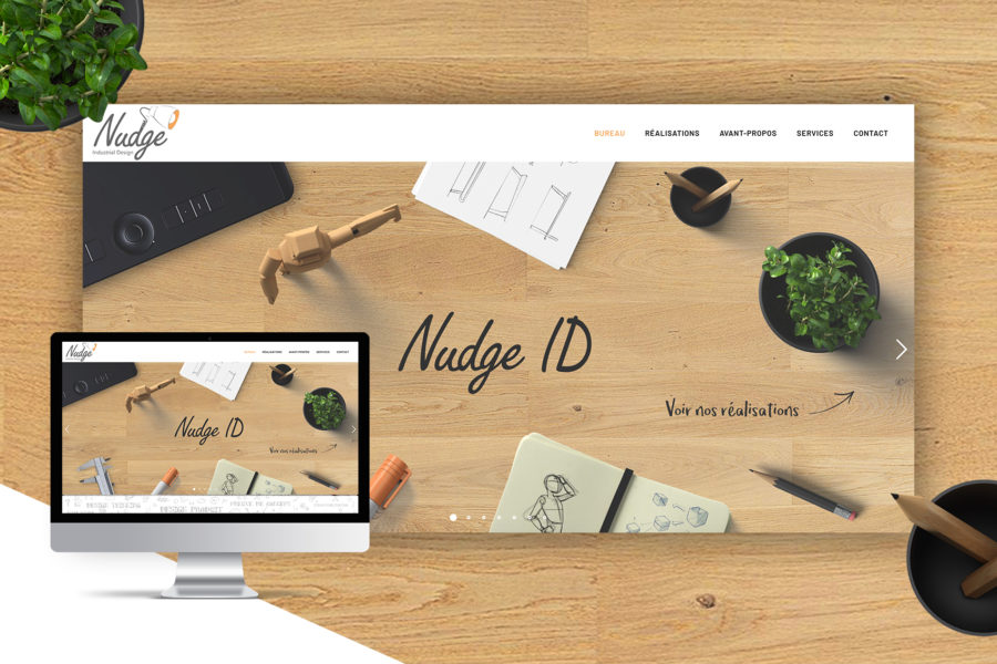 Nudge-ID / Site internet