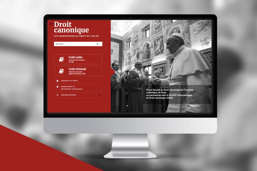 ICP / Site Droit Canonique