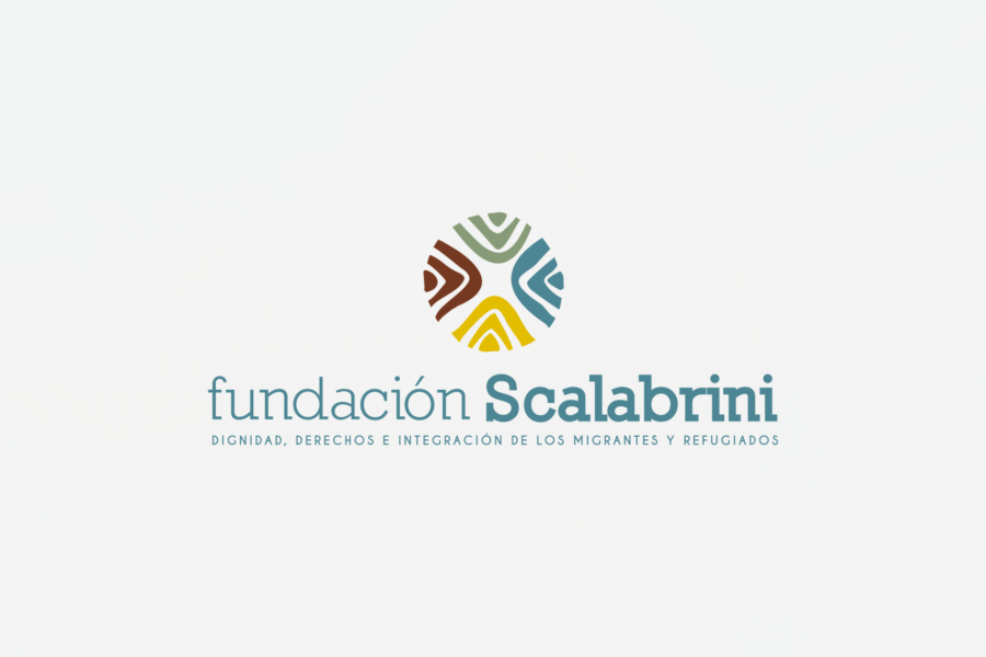 Fundación Scalabrini / Logotype