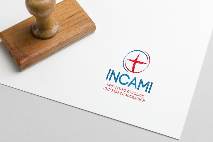 INCAMI / logotype