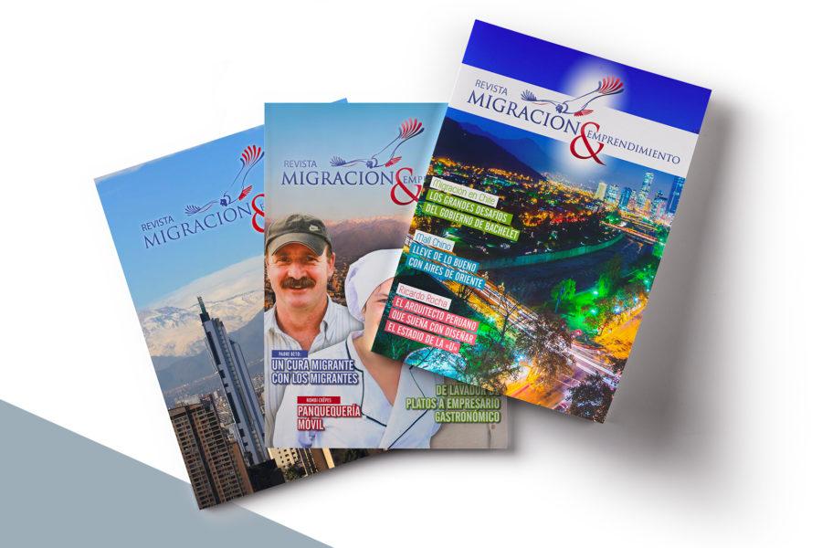 Fundación Scalabrini / Revues Migración & Emprendimiento