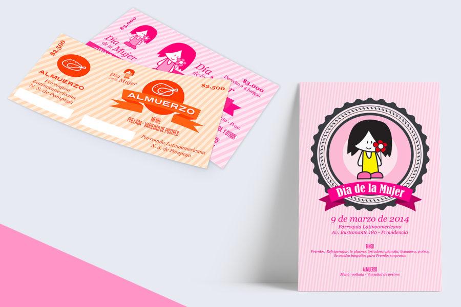 Fundación Scalabrini / Dia de la mujer