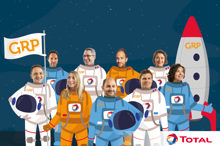 Total / Campagne innovation