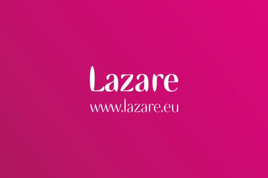 Lazare / Identité visuelle