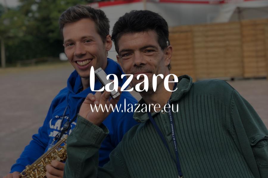 LAZARE / Rapport d'activité