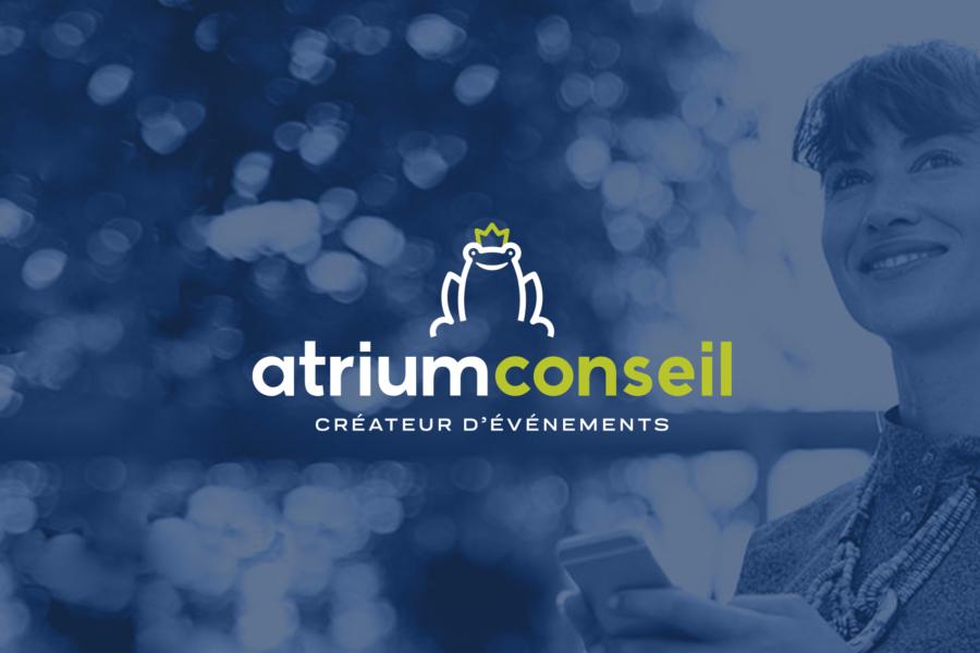 ATRIUM / Webdesign